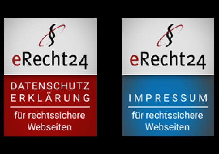 Rombach Sicherheitstechnik: eRecht24 Siegel